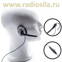 Гарнитура Radiosila GT-21 со встроенным в наушник микрофоном