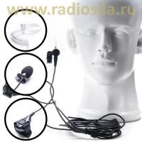 Гарнитура Radiosila GT-33 со звуководом и большой кнопкой