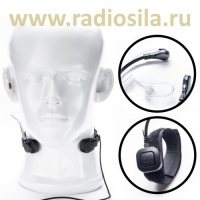 Гарнитура Radiosila GT-60 с ларингофоном