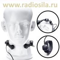Гарнитура Radiosila GT-61 с регулируемым ларингофоном