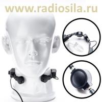 Гарнитура Radiosila GT-62 с ларингофоном военного качества