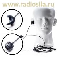 Гарнитура Radiosila GT-70 с вибрационным ушным датчиком