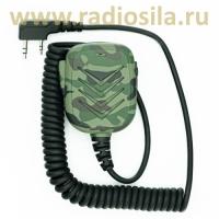Гарнитура Radiosila GT-83 тангента  с расцветкой Милитари