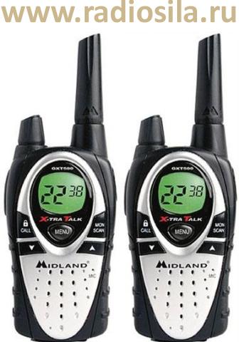 Радиостанция Midland GXT-500