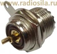 43. UHF-штекер (PL 259) для магнита ML145
