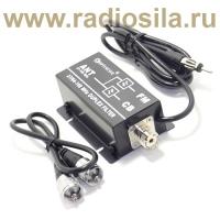 Дуплексный фильтр Filter СB/FM
