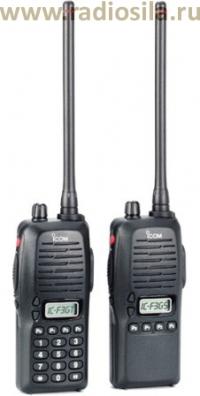 Радиостанция ICOM F4GS/GT