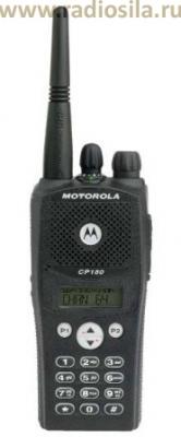 Рация MOTOROLA CP-180 UHF