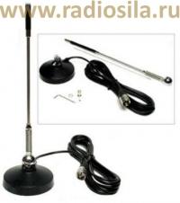 Антенна магнитная Sirio mini MAG27
