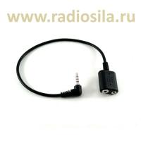 Адаптер под гарнитуры тип 2 для iRadio 210