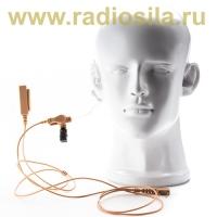 Гарнитура Radiosila GT-34 телесного цвета