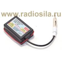 Конвертер УКВ+FM европейского диапазона с усилителем