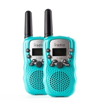 Рация  iRadio 110 бирюзовая
