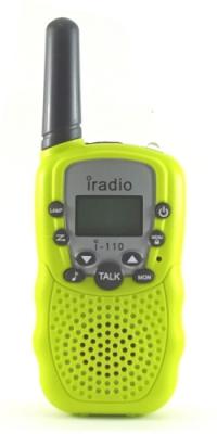 Рация  iRadio 110 лайм