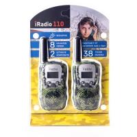 Рация  iRadio 110 милитари зелёная