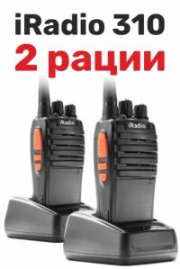 Рация iRadio 310х2