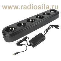 Зарядное устройство  Baofeng UV-5R 6 ячеек