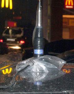 b12 - Антенны для автомобиля нет связи