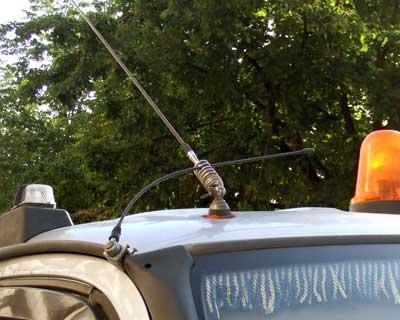 b16 - Антенны для автомобиля нет связи