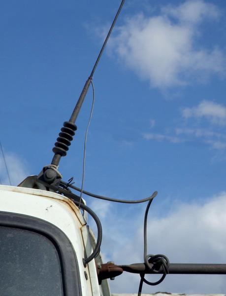 b17 - Антенны для автомобиля нет связи