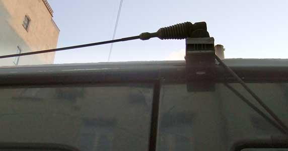 b24 - Антенны для автомобиля нет связи