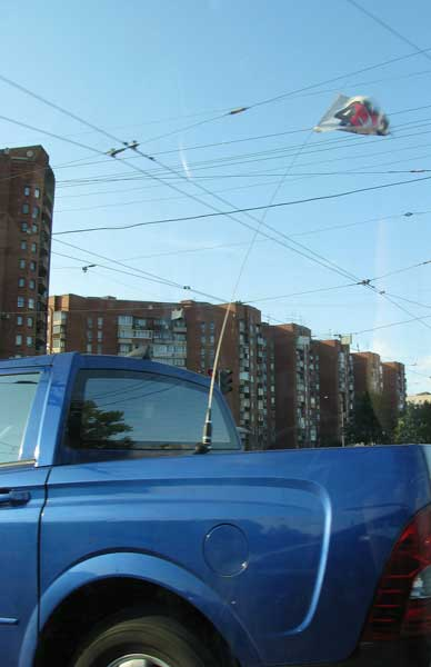 b33 - Антенны для автомобиля нет связи