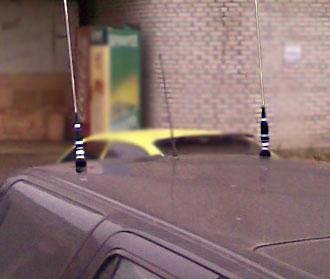 b37 - Антенны для автомобиля нет связи