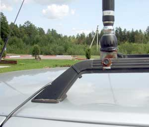 b5 - Антенны для автомобиля нет связи