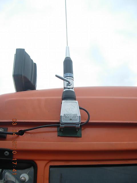 0eeee - Антенны для радиостанций на грузовые автомобили